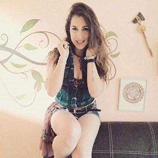 Carla Soriano, chica rockera mexicana