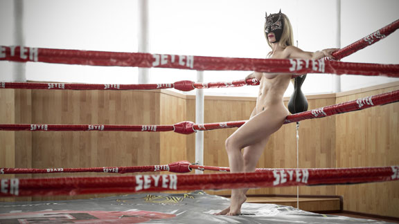 SEXY STAR en la portada de ESPN BODY ISSUE Latinoamérica