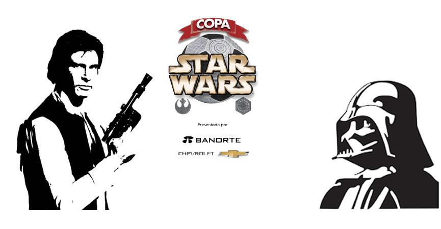 LLEGA A MÉXICO COPA STAR WARS 2016