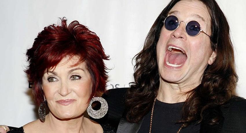OZZY y Sharon Osbourne se separan después de 33 años de matrimonio.