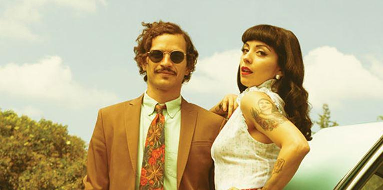 MON LAFERTE y CALONCHO en Parque Naucalli el 21 de mayo en NOTICIA.  Chicas Rockeras!