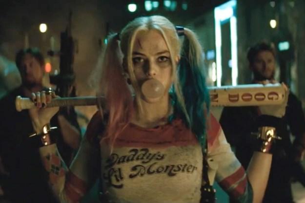 Harley Quinn, integrante de la próxima película de Escuadrón Suicida y de multiples cómics de Batman...