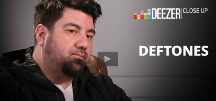 Deezer presenta en exclusiva su 'Close up' con Deftones