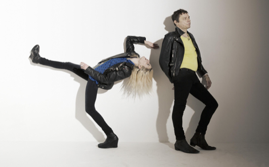The Kills Revela nuevo video para 'Siberian Nights' en MUSICA.  Chicas Rockeras!