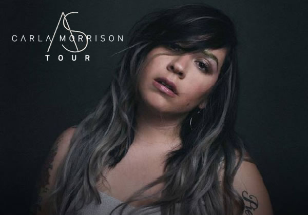 CARLA MORRISON y su Amor Supremo Tour