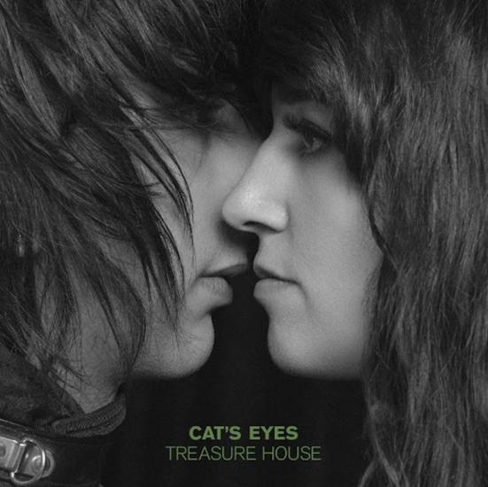 Nuevo disco de Cat´s Eye - Treasure House
