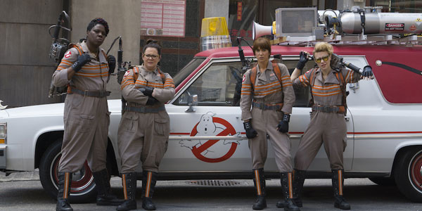 Sony Music ha anunciado que saldrá Ghostbusters: Original Motion Picture Soundtrack, que se encontra...