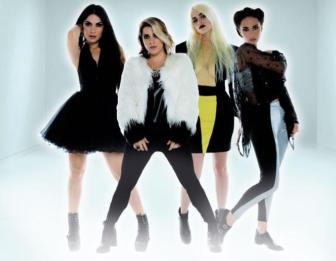 DELORENZA, lo nuevo en música Rock Pop en CHICAS ROCKERAS.  Chicas Rockeras!