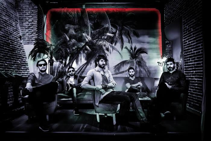 IZAL Continúa su gira Copacabana en México en MUSICA.  Chicas Rockeras!