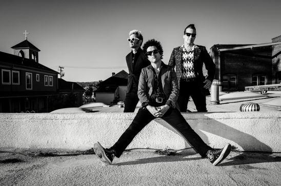 Green Day lanzará su Nueva Producción – REVOLUTION RADIO