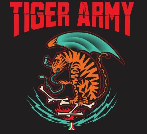 Por primera vez en México, TIGER ARMY este 2 de noviembre