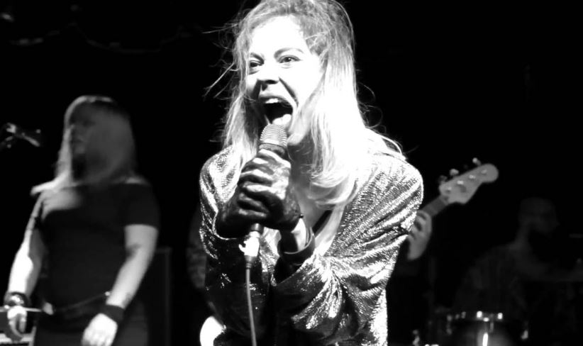 Nuevo disco de PENNY PACHECO con participación especial de JAIME LÓPEZ en MUSICA.  Chicas Rockeras!