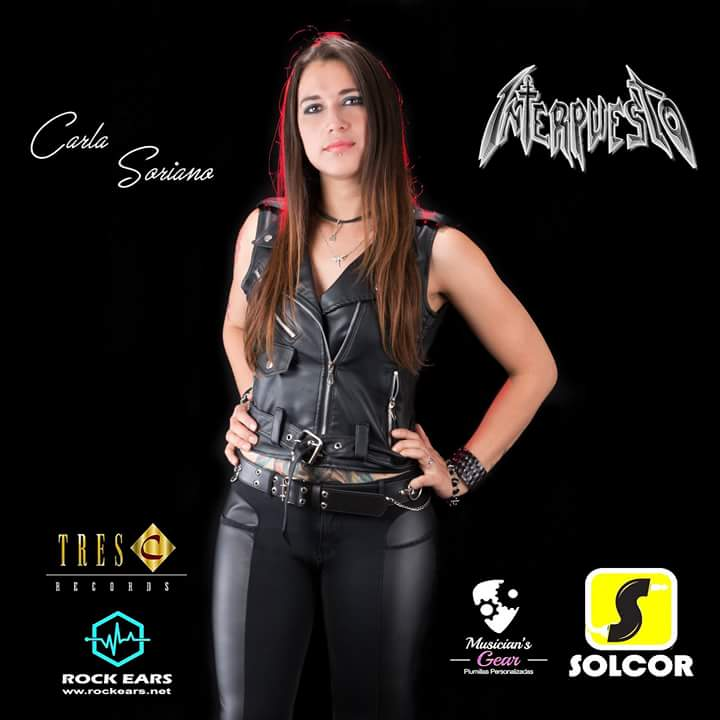 CARLA SORIANO, Bajista de Interpuesto