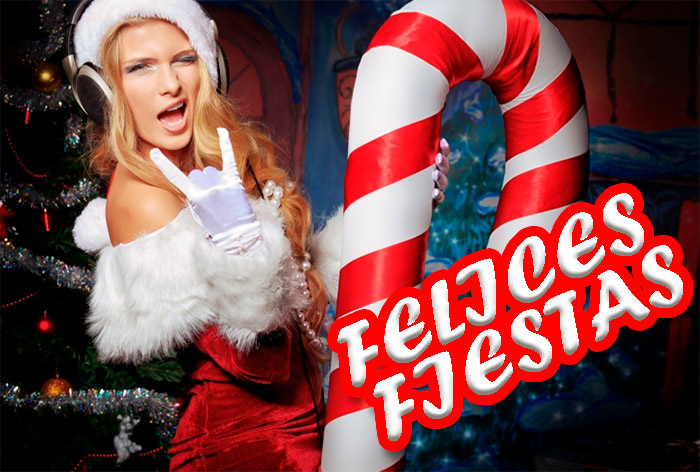 Canciones Rockeras para Navidad en MUSICA.  Chicas Rockeras!