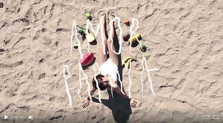 CARLOS SADNESS estrena su sencillo 'AMOR PAPAYA' ft. CALONCHO.