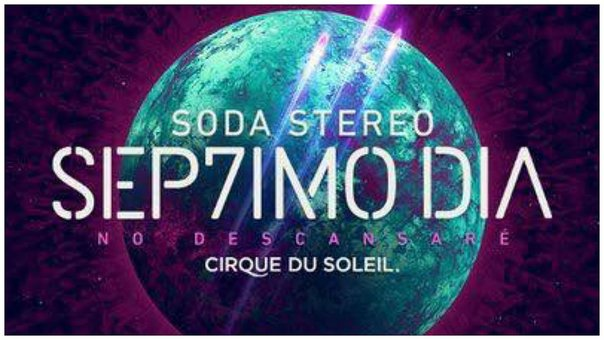 SODA STERO REGRESA CON SEP7IMO DIA en MUSICA.  Chicas Rockeras!