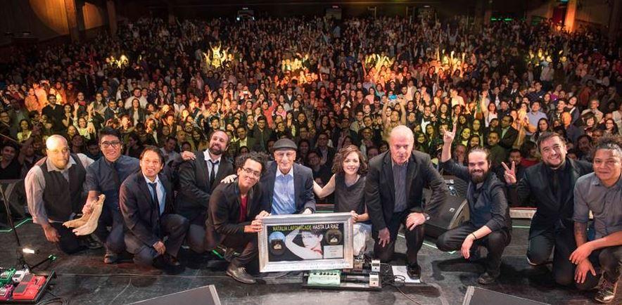 NATALIA LAFOURCADE concluyó con éxito su gira HASTA LA RAÍZ