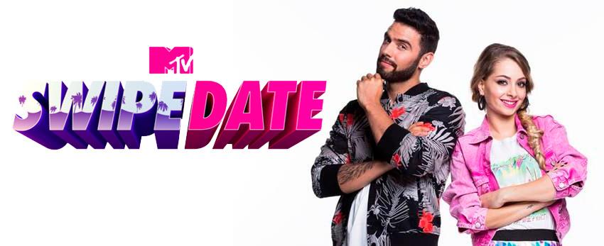 Llega MTV SWIPE Date en Agosto