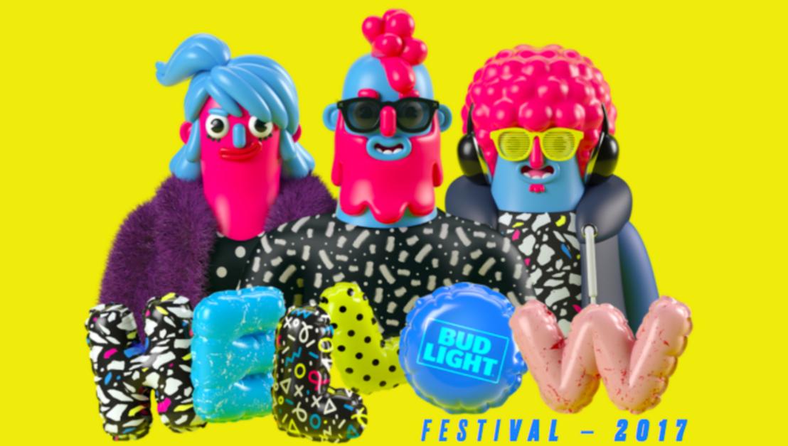 Música, gastronomía y arte: todo lo que ofrecerá el Bud Light Hellow Festival