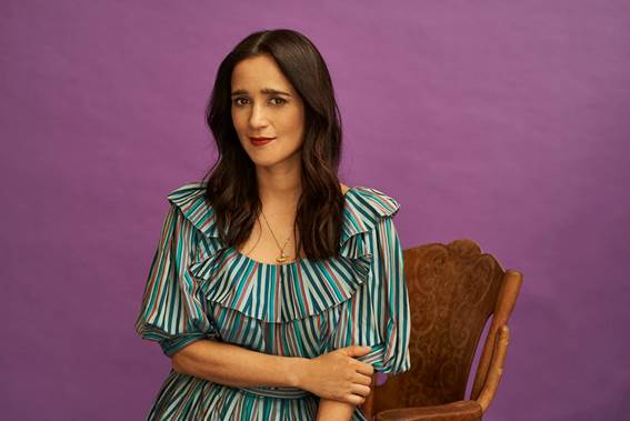 JULIETA VENEGAS RECIBIRÁ EL MASTER OF LATIN MUSIC