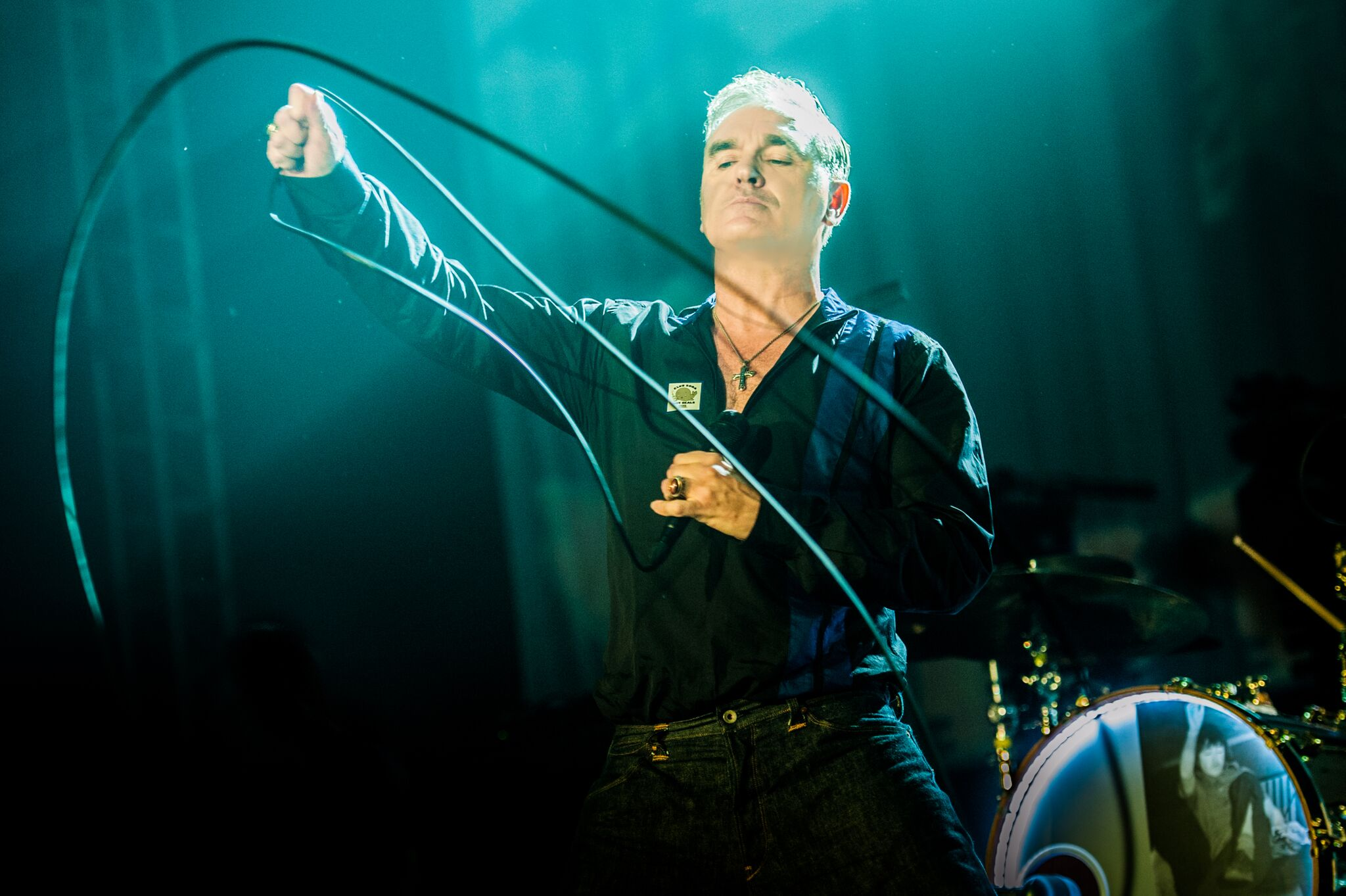 <b>Low in High-School</b> será el primer álbum de estudio de Morrissey desde 2014, y su debut para B...