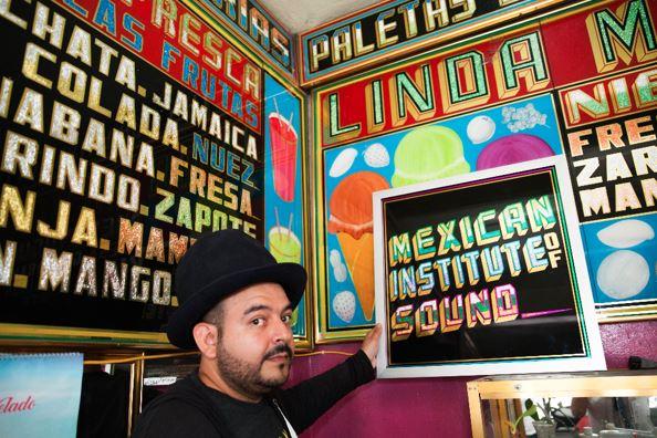 Instituto Mexicano del  Sonido Anuncia nuevo álbum:  Disco Popular