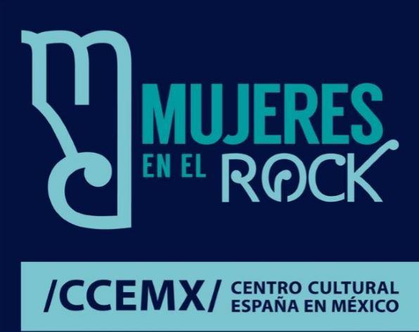 MUJERES EN EL ROCK segunda edición en el Centro Cultural España
