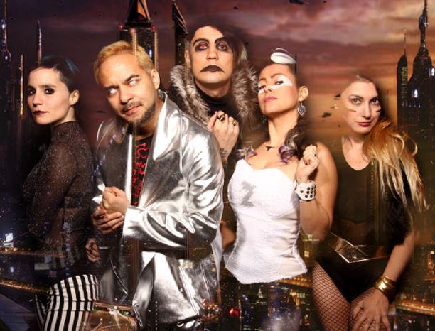 ABOMINABLES presenta Crimen, grabado desde su X aniversario en Carpa Astros en MUSICA.  Chicas Rockeras!