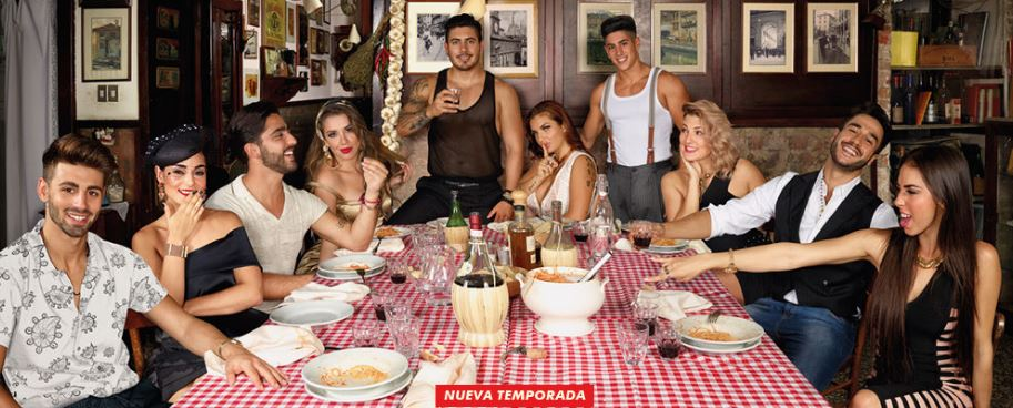MTV estrena SUPER SHORE, a la italiana!