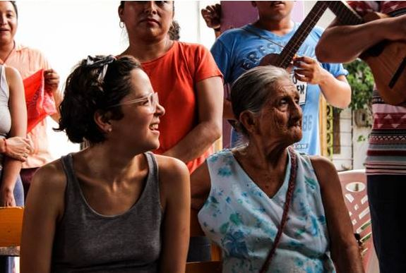 NATALIA LAFOURCADE 'UN CANTO POR MÉXICO' Un concierto solidario en EVENTOS.  Chicas Rockeras!