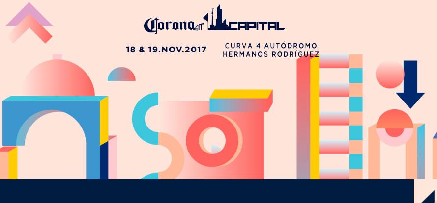 Bandas que te pueden sorprender en el Corona Capital 2017