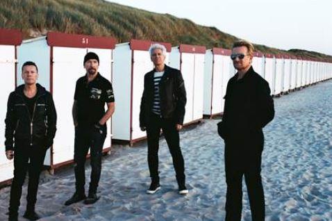 U2 será reconocido como 'ICONO GLOBAL' en los premios MTV EMA 2017