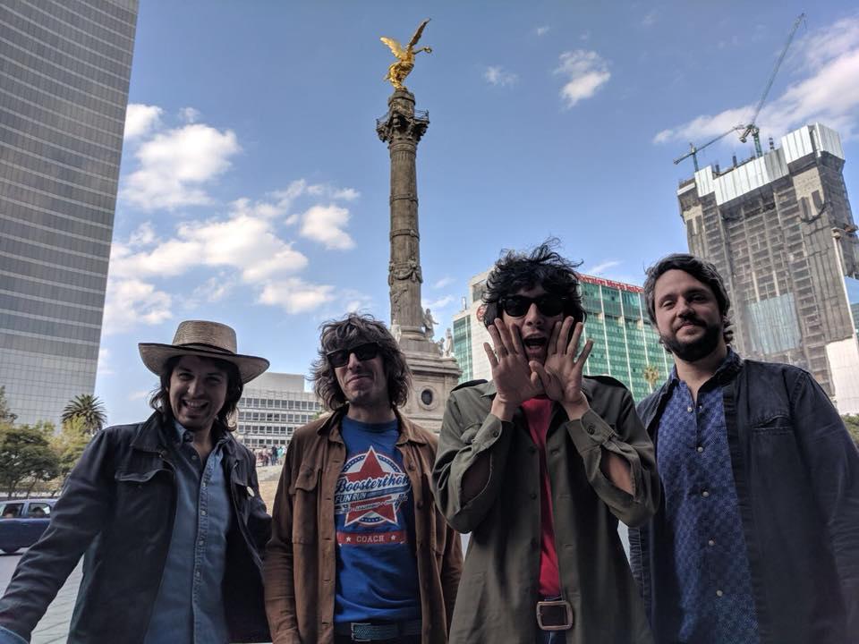 BANDA DE TURISTAS recorrerán 12 ciudades para presentar su quinto álbum Mancho