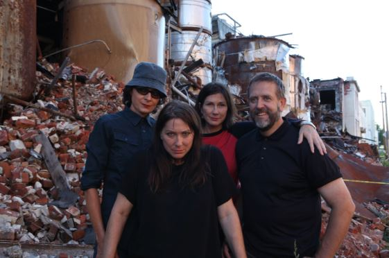 THE BREEDERS están de regreso con ALL NERVE en MUSICA.  Chicas Rockeras!