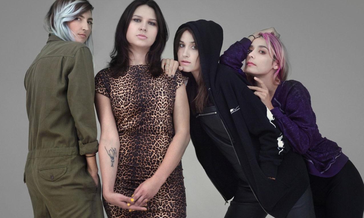 GRRRL NOISE, festival que junta a poderosas bandas de mujeres en un solo escenario en EVENTOS.  Chicas Rockeras!