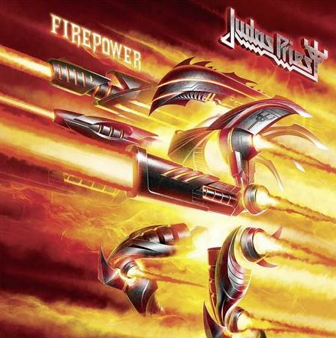 JUDAS PRIEST con Firepower  en MUSICA.  Chicas Rockeras!