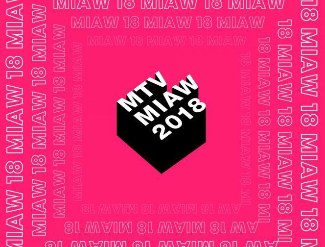 LISTOS LOS NOMINADOS A LOS PREMIOS MTV MIAW 2018
