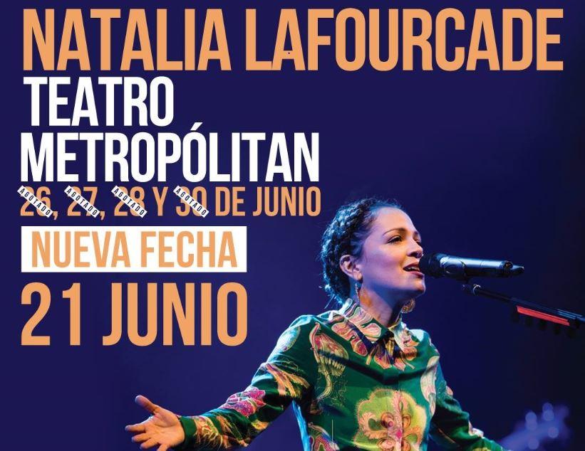 Natalia Lafourcade anuncia una fecha más de su show Hasta La Raíz / Musas en la Ciudad de México