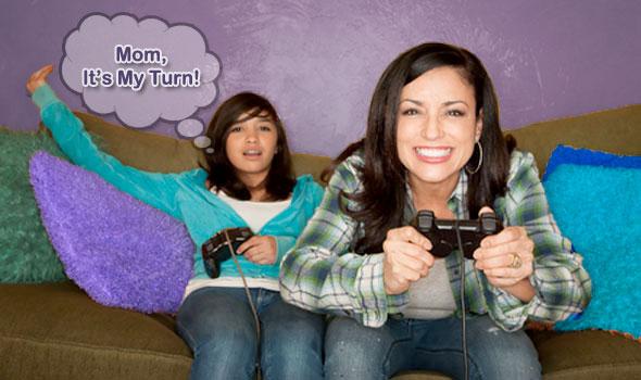 CINCO MAMÁS GAMER QUE SON UN EJEMPLO A SEGUIR en TECNOLOGIA.  Chicas Rockeras!