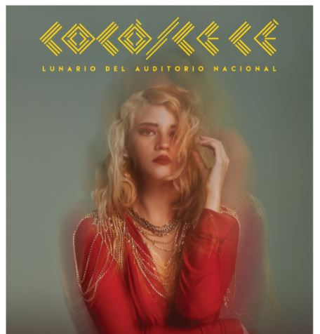 COCO CÉCÉ presentará su disco en el Lunario CDMX en MUSICA.  Chicas Rockeras!
