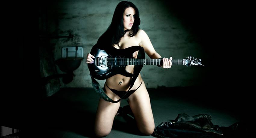 QUE ES EL ROCK en CULTURA.  Chicas Rockeras!