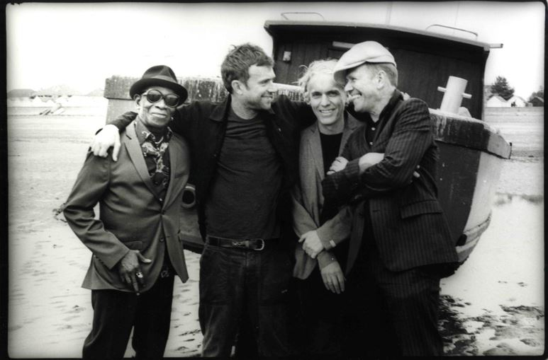 <B>The Good, The Bad & The Queen</B>, la banda integrada por <B>Damon Albarn (Blur, Gorillaz), Paul...