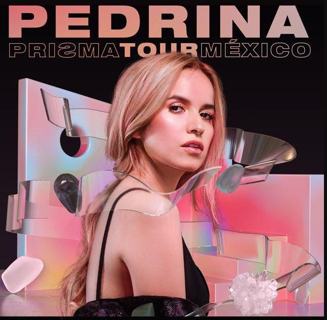 PEDRINA llega a México para presentar 'PRISMA'