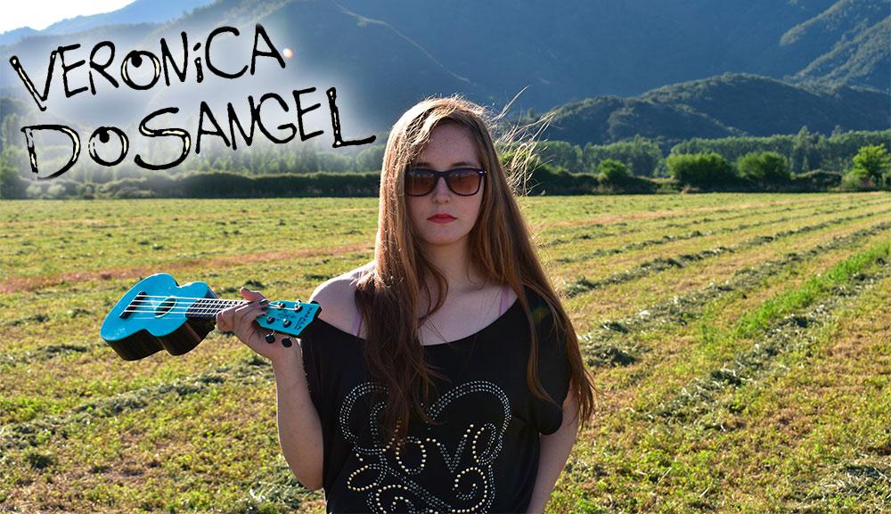 Conoce a Verónica Dosangel, cantautora chilena