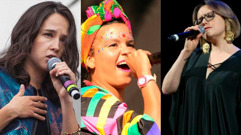 Las mujeres son protagonistas del Vive Latino 2019  en MUSICA.  Chicas Rockeras!