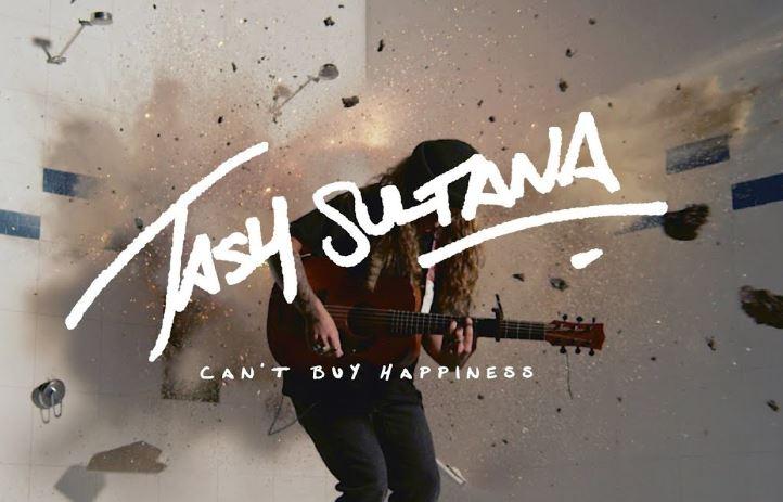 TASH SULTANA, Nuevo sencillo, su gran éxito, su gira por 2019 y un nuevo video en MUSICA.  Chicas Rockeras!