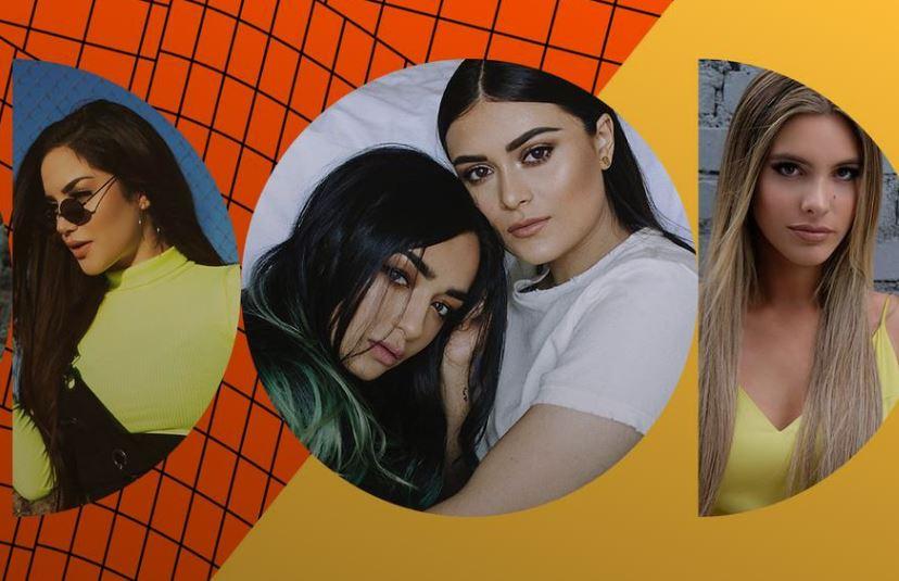 NOMINADOS A LOS PREEMIOS MTV MIAW 2019