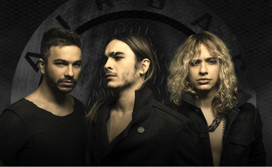 AIRBAG REGRESA A LA CDMX en EVENTOS.  Chicas Rockeras!