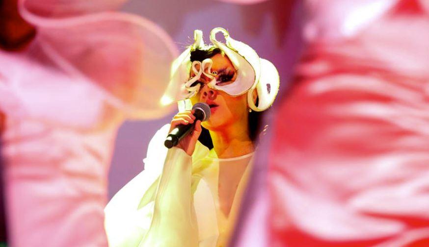Björk Regresa a México con su show Cornucopia