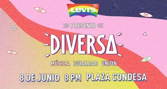 Festival Diversa 2019 al plaza condesa